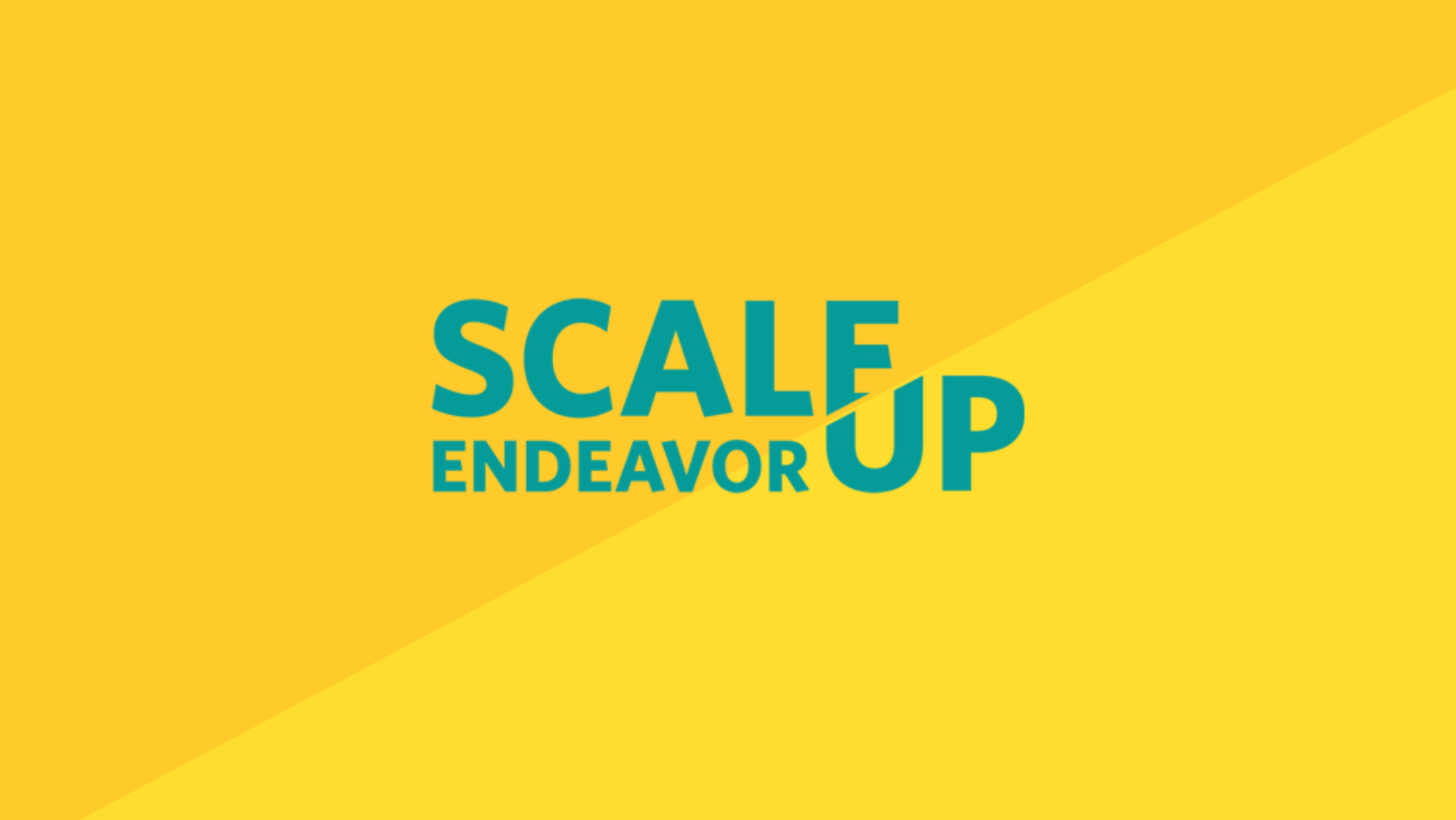 Endeavor Announces Second Annual Scale Up Cohort across Kentucky, Indiana, and Ohio