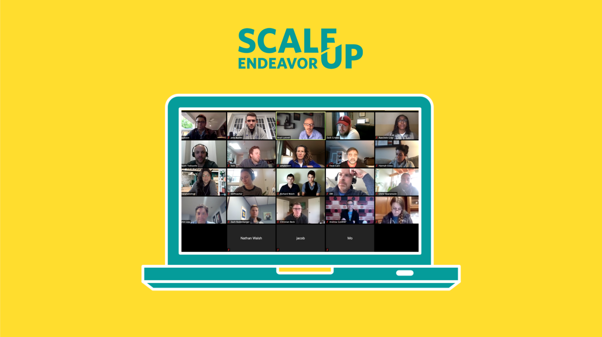 Endeavor Launches Second Annual Scale Up Program Using Zoom